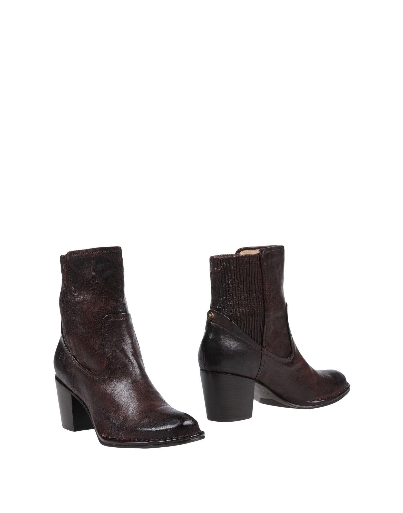 FRYE Полусапоги и высокие ботинки frye women s lucinda short boot