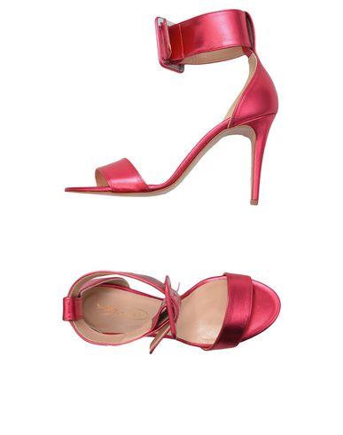 Купить Женские сандали BIANCA DI цвета фуксия