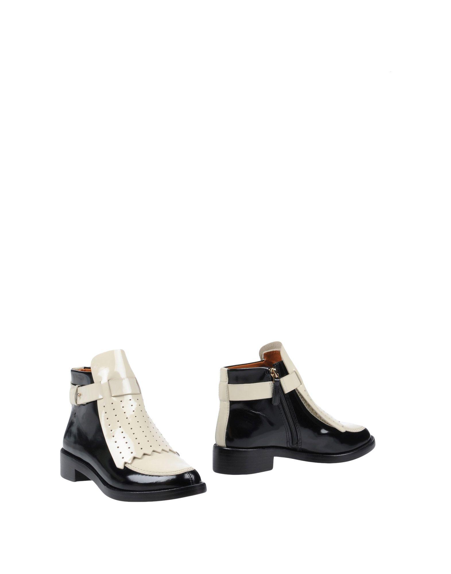 TORY BURCH Полусапоги и высокие ботинки tory burch замшевые полусапоги