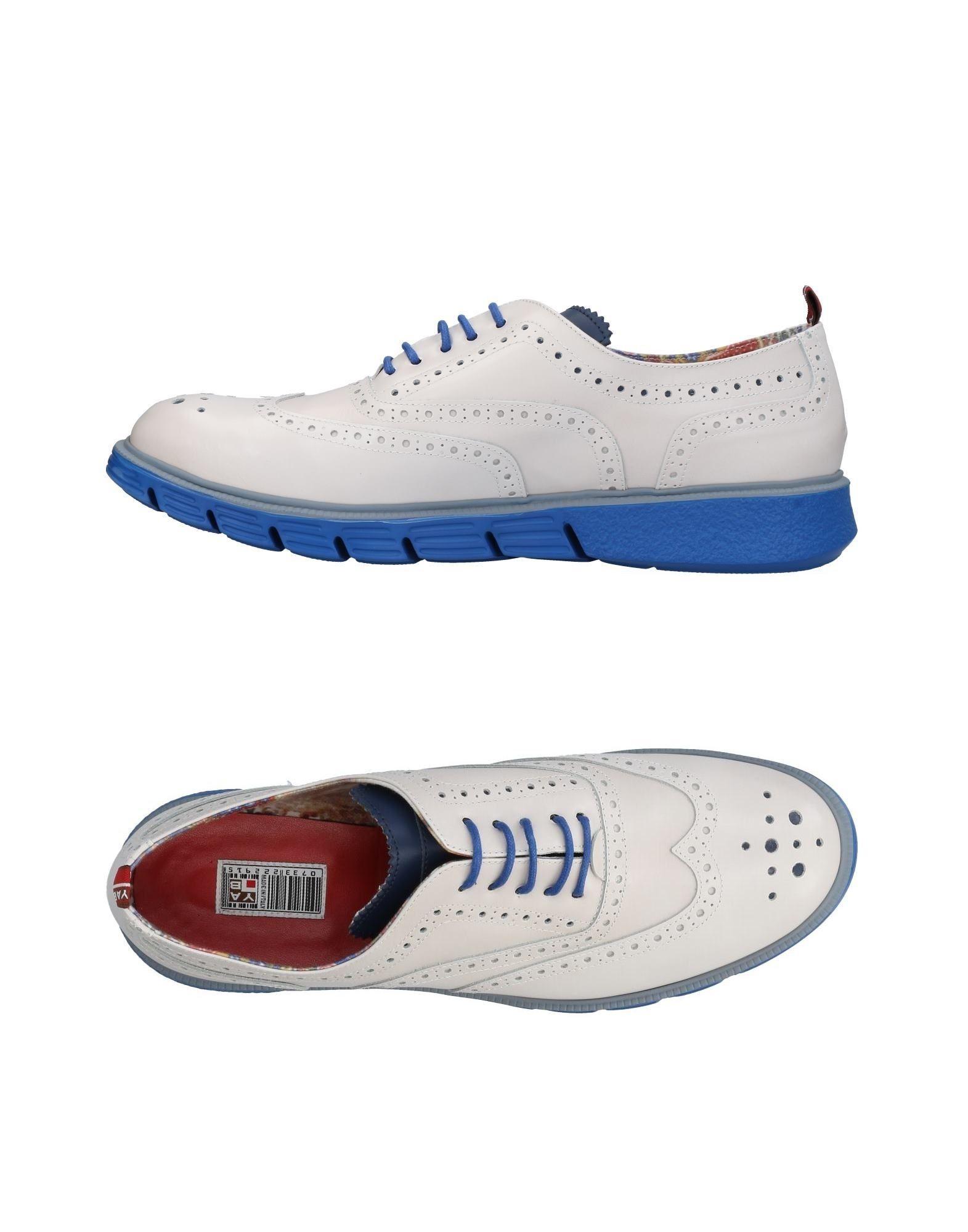YAB Обувь на шнурках endless обувь на шнурках