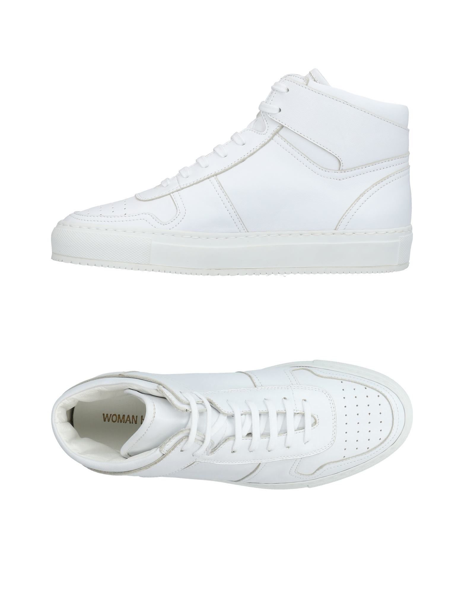 WOMAN by COMMON PROJECTS Высокие кеды и кроссовки managing projects made simple