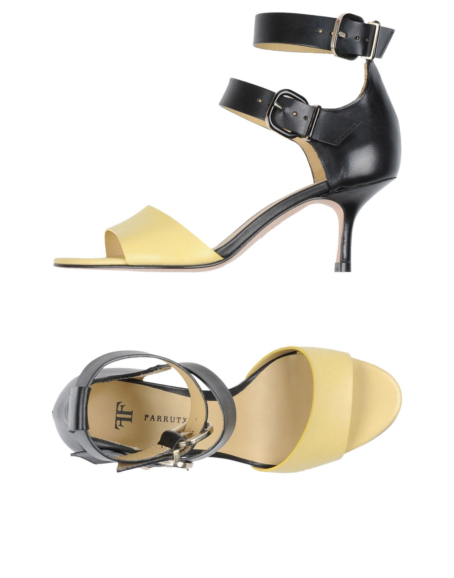 FARRUTX | FARRUTX Sandals | Goxip