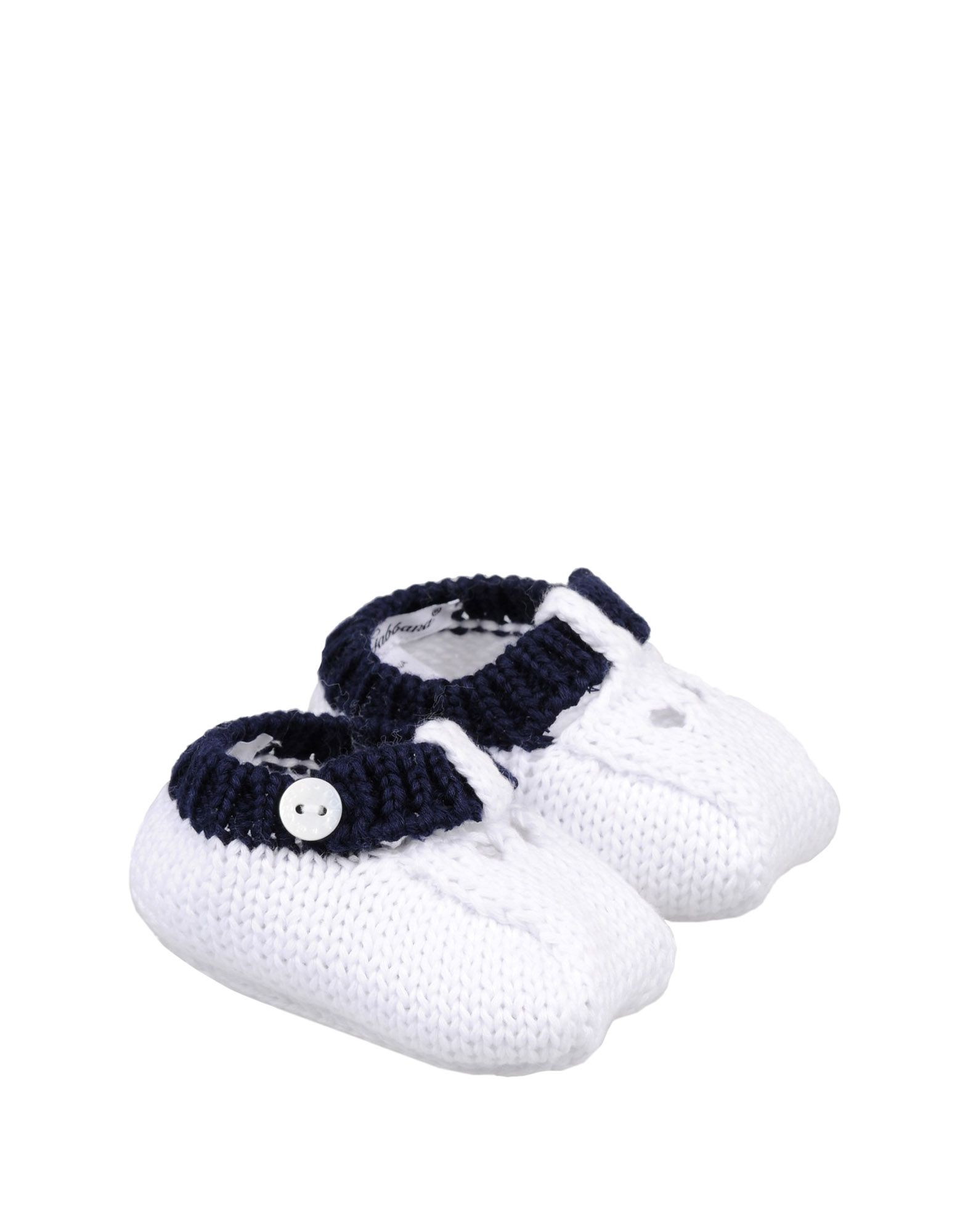 цена DOLCE & GABBANA Обувь для новорожденных онлайн в 2017 году