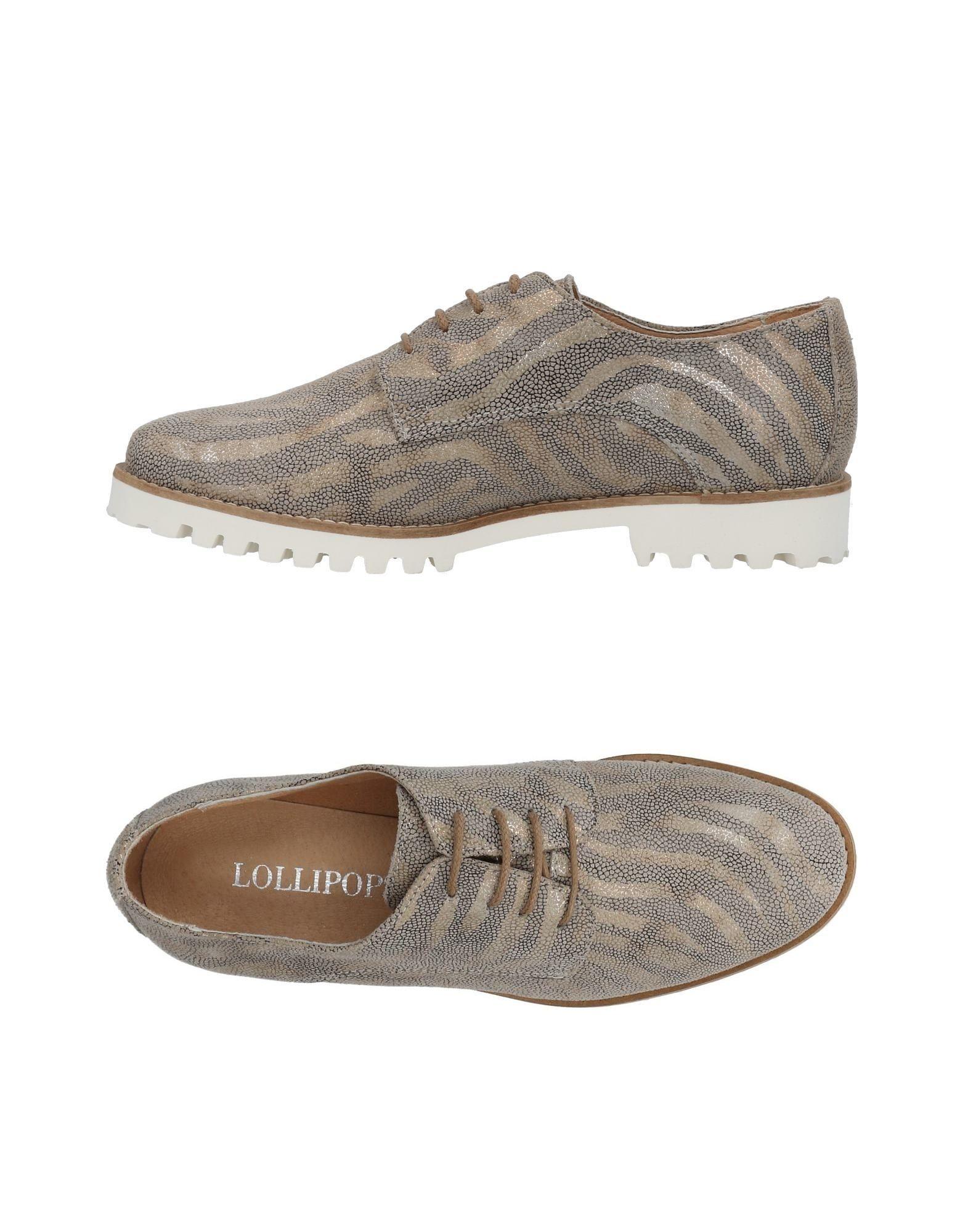 LOLLIPOPS Обувь на шнурках стоимость