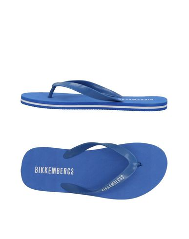 zapatillas BIKKEMBERGS Sandalias de dedo hombre