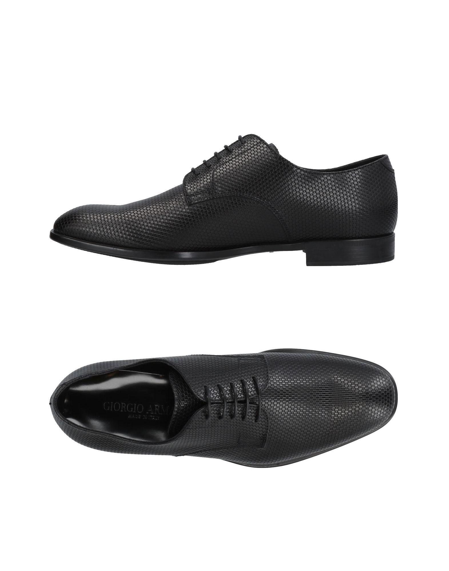 GIORGIO ARMANI Обувь на шнурках подарочный набор giorgio armani acqua di gio for men