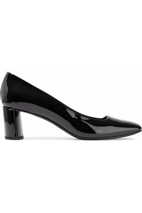 CASADEI Tiffany patent-leather pumps