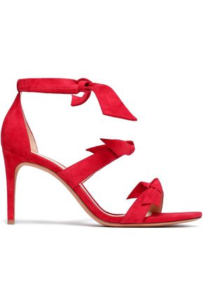 ALEXANDRE BIRMAN Knotted leather sandals
