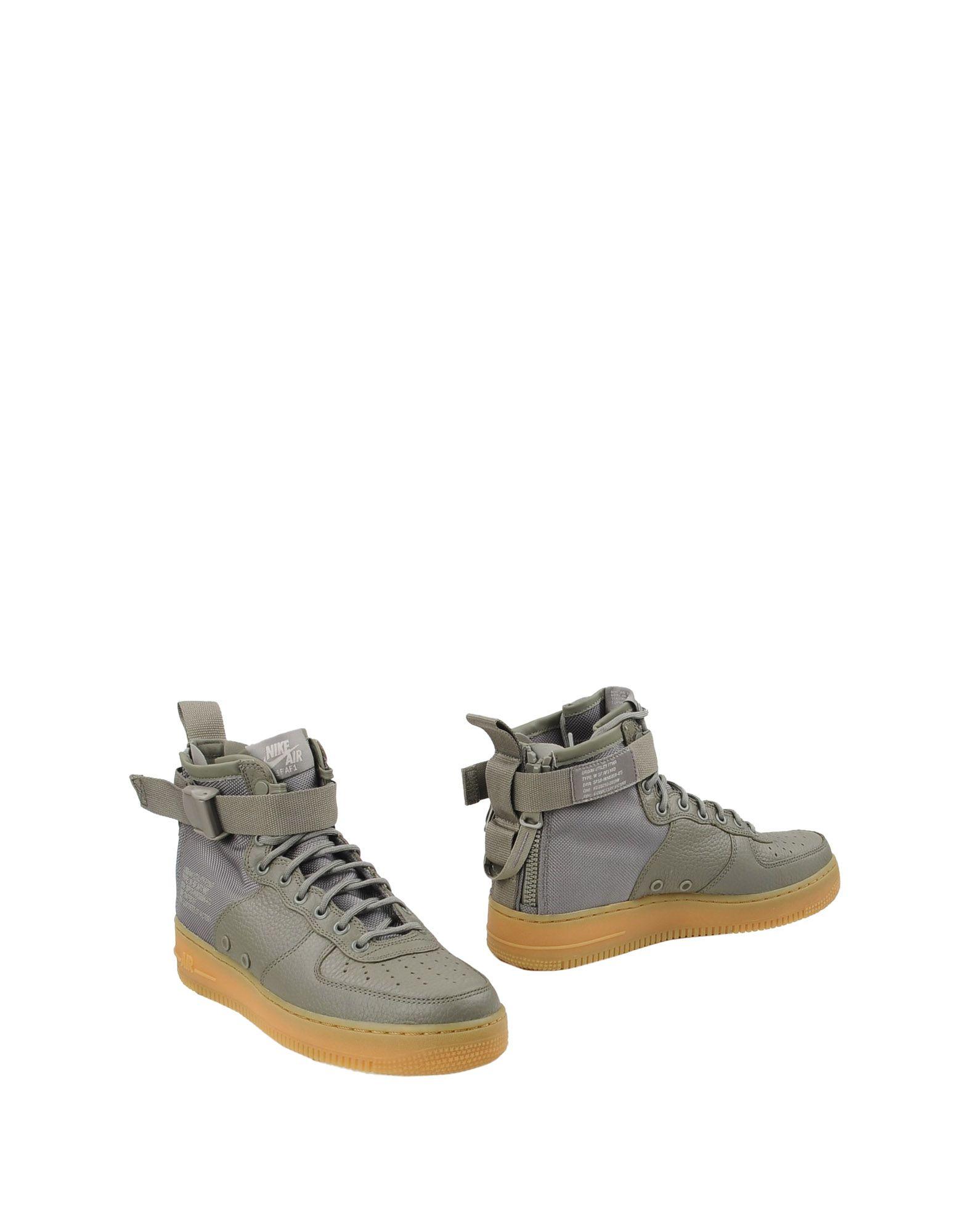 NIKE Высокие кеды и кроссовки кроссовки nike air pegasus 83 sneaker women