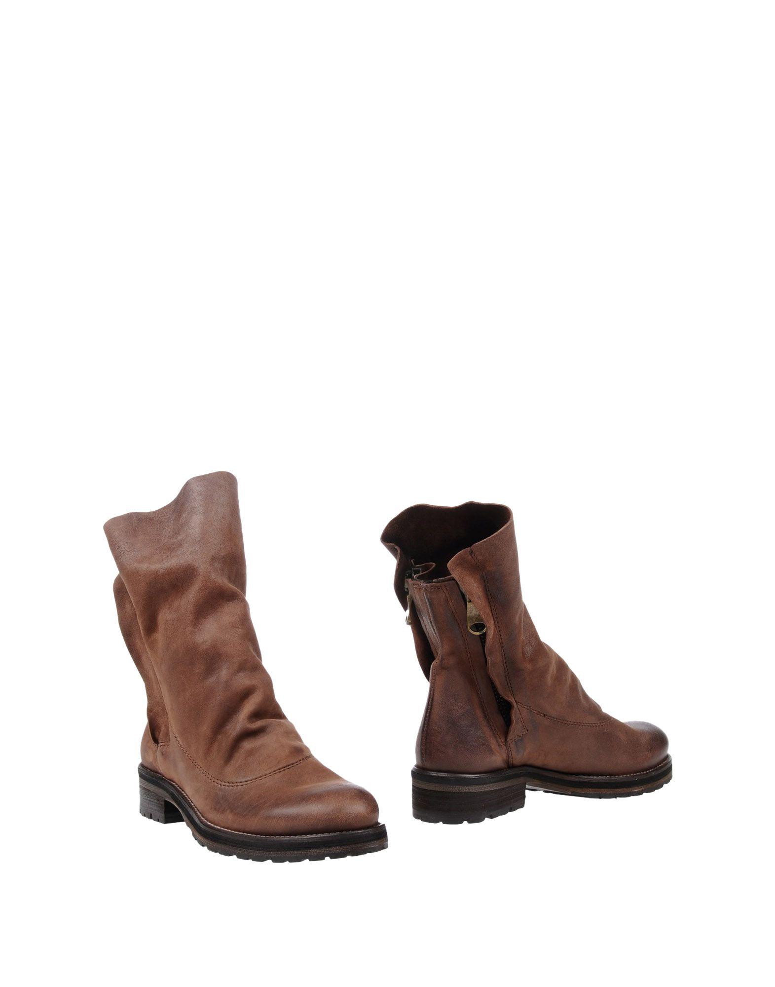 KEB Полусапоги и высокие ботинки ботинки из кожи 26 39