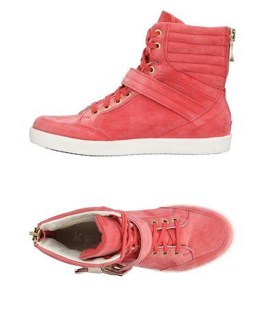 zapatillas KEVIN Sneakers abotinadas mujer