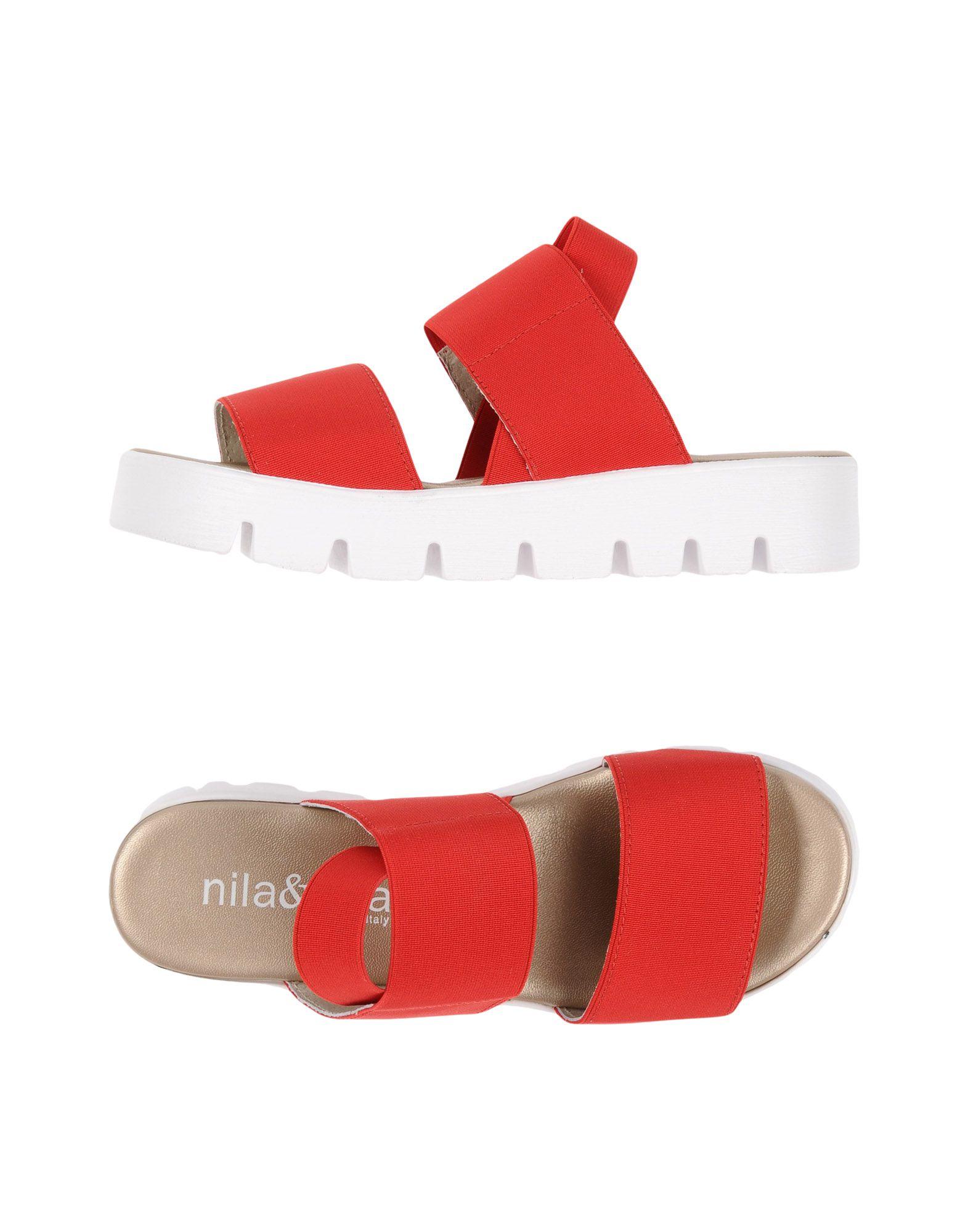 NILA & NILA Сандалии nila