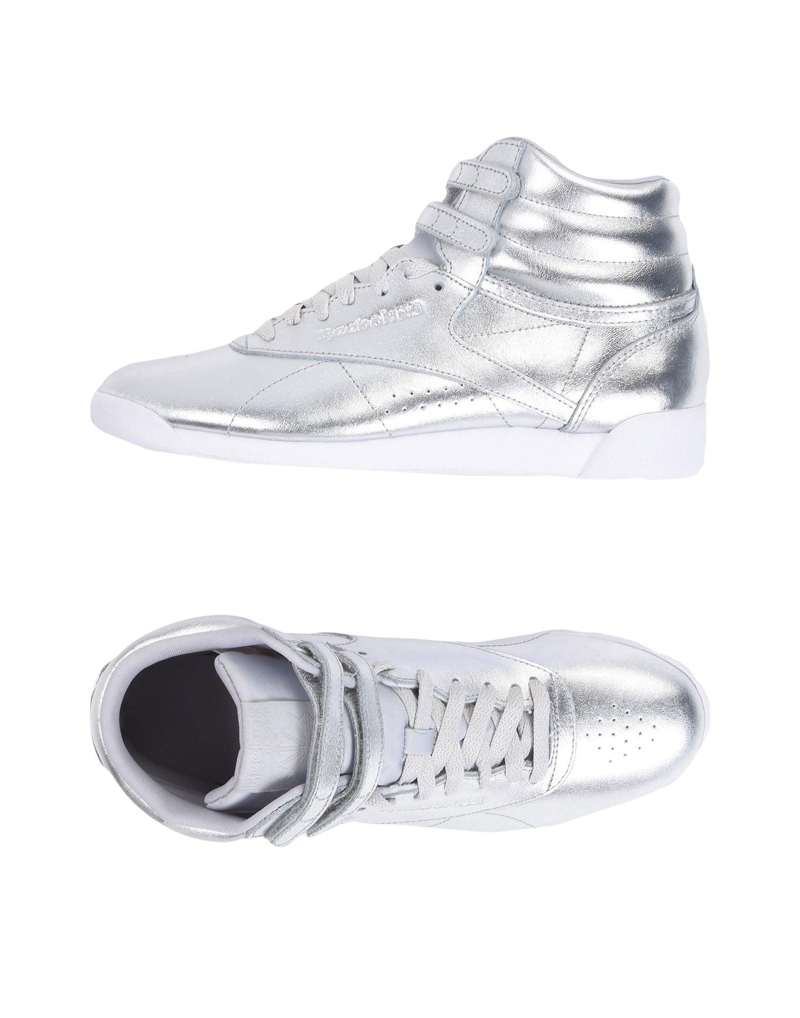REEBOK Высокие кеды и кроссовки кроссовки reebok cl nylon color