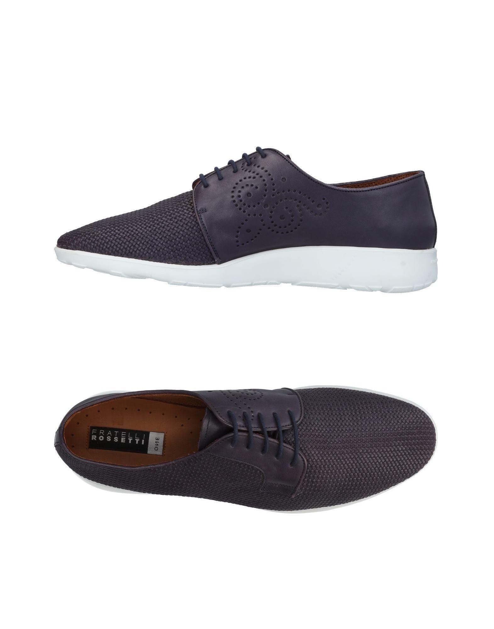FRATELLI ROSSETTI Обувь на шнурках rossetti