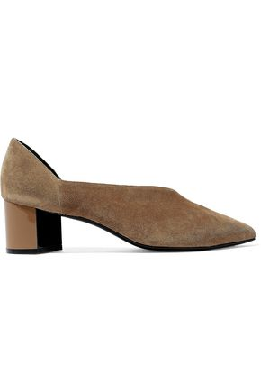 PIERRE HARDY Suede pumps