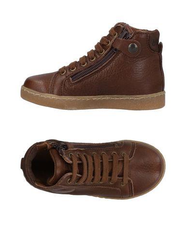 zapatillas BISGAARD Sneakers abotinadas infantil