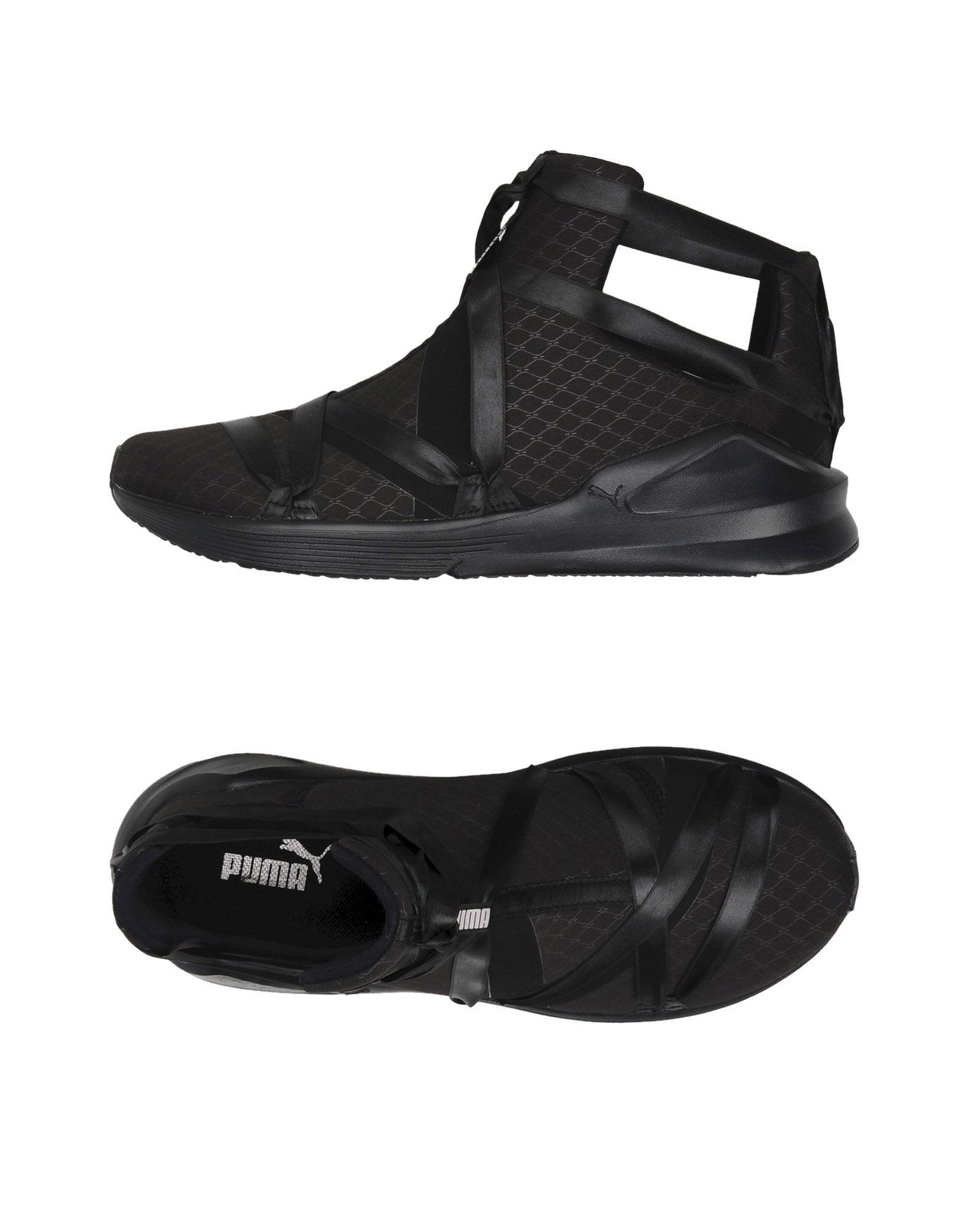 PUMA Кеды и кроссовки