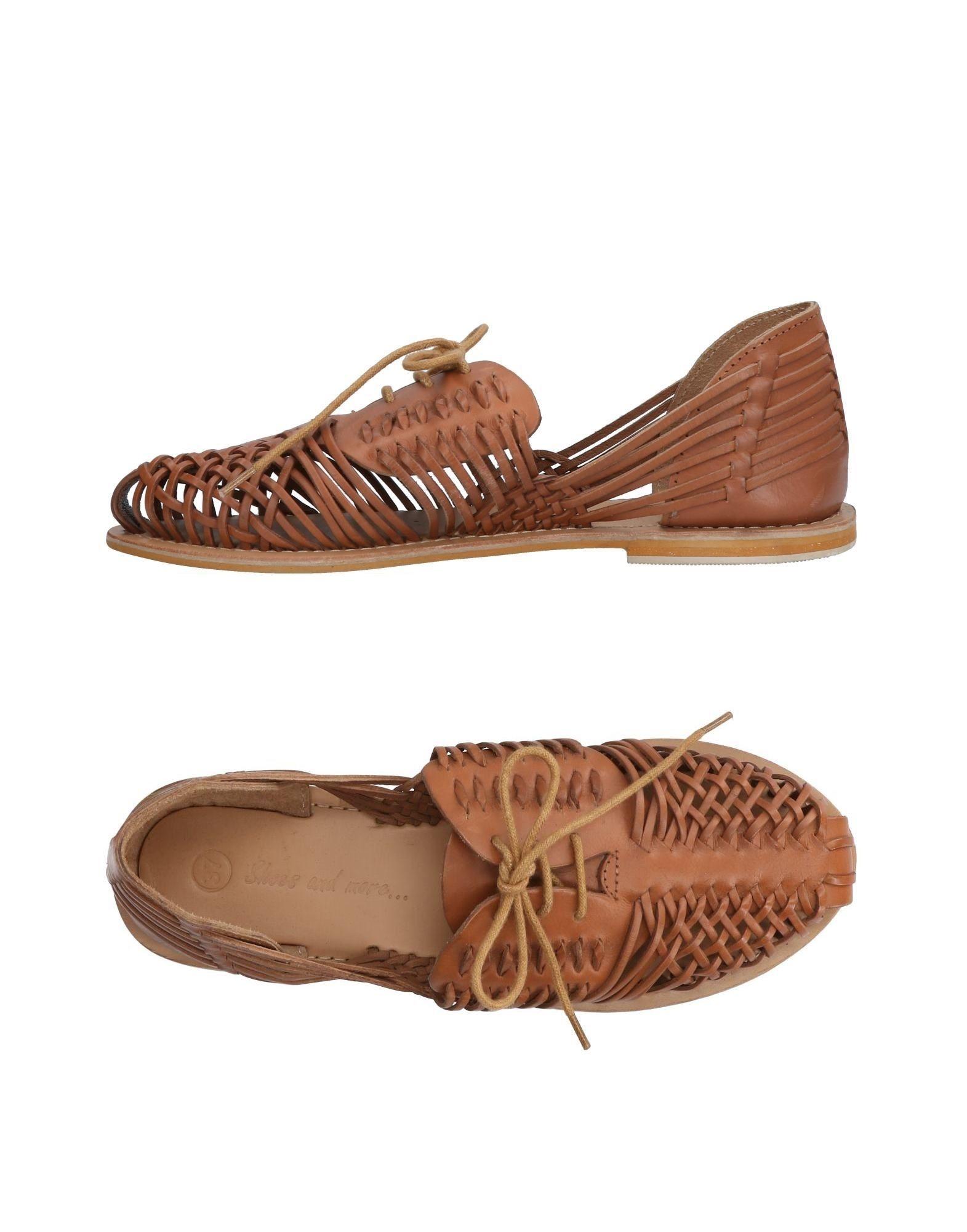 SHOES AND MORE... Обувь на шнурках shoes and more сандалии