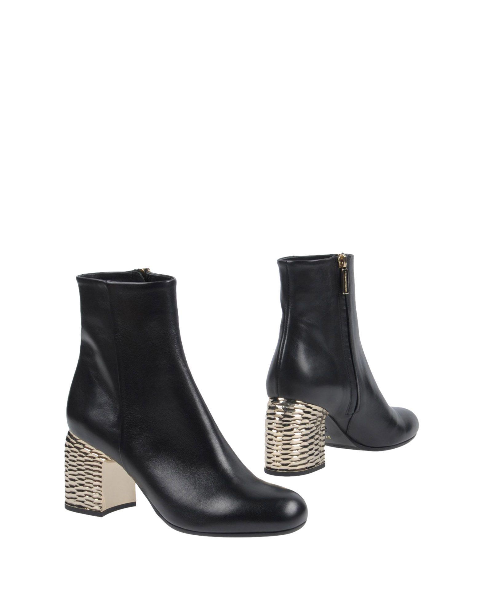 GIORGIO FABIANI Полусапоги и высокие ботинки giorgio fabiani полусапоги и высокие ботинки