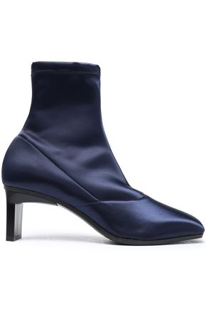 3.1 PHILLIP LIM Satin sock boots