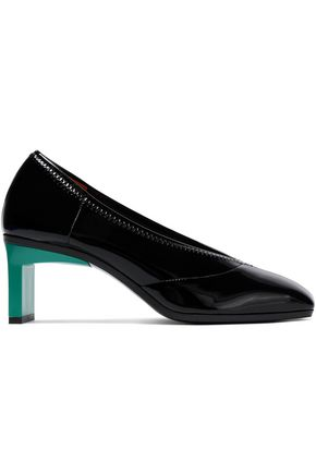 3.1 PHILLIP LIM Patent-leather pumps