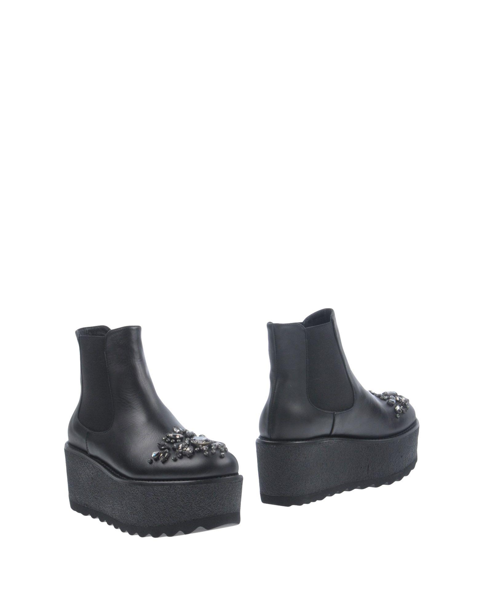 SEBASTIAN Полусапоги и высокие ботинки