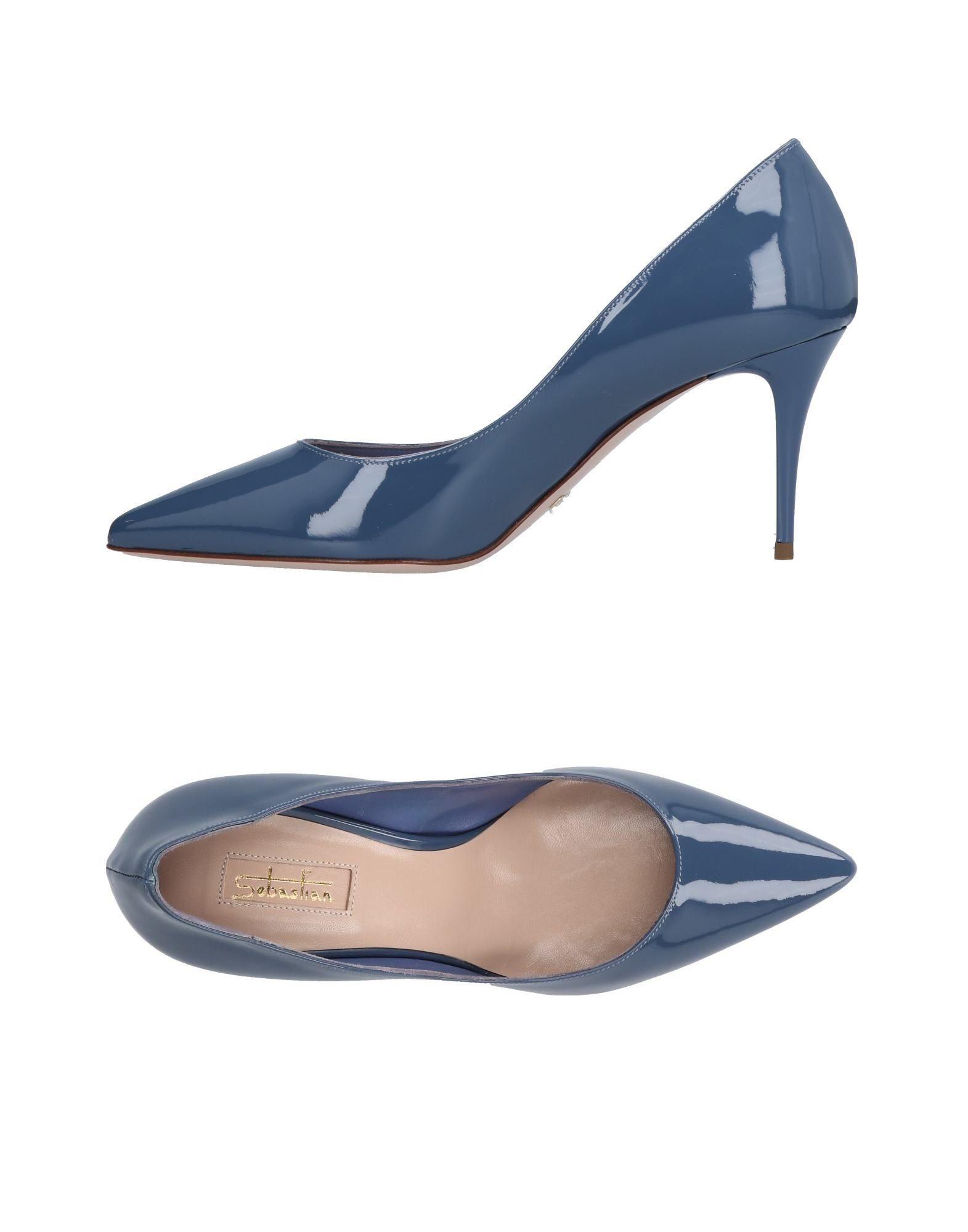 SEBASTIAN Туфли цены онлайн