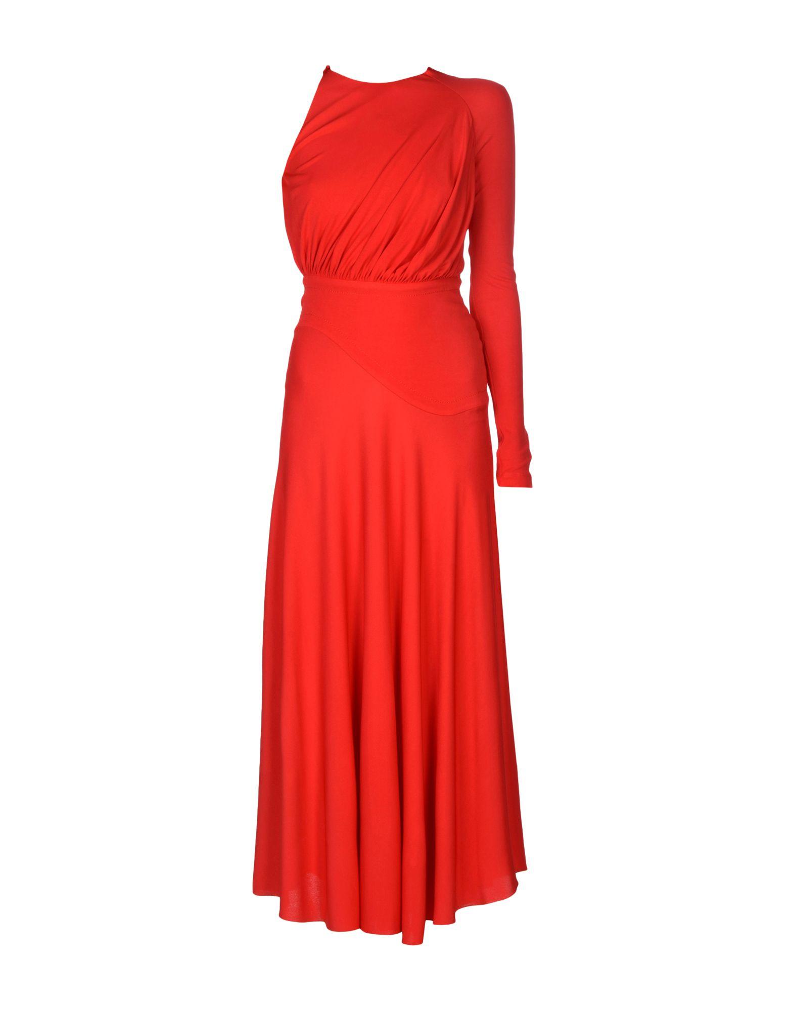 ANTONIO BERARDI Длинное платье