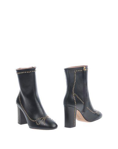 zapatillas BOUTIQUE MOSCHINO Botines de ca?a alta mujer
