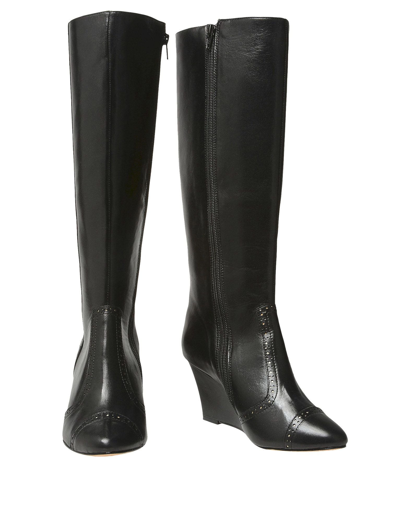 LUCY CHOI LONDON Boots in Black