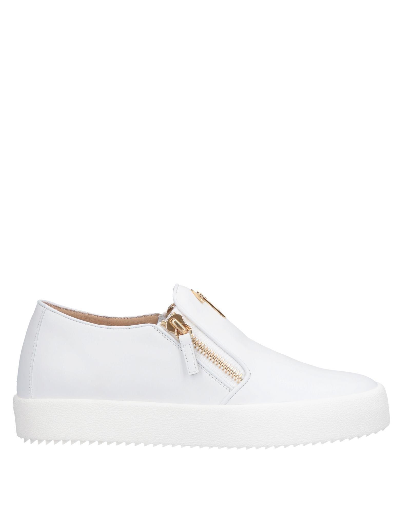 Giuseppe Zanotti Leathers Sneakers