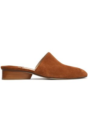 PAUL ANDREW Pisa suede slippers