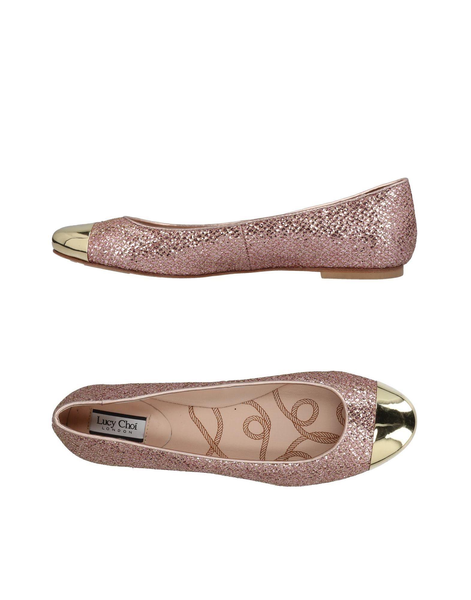 LUCY CHOI London Балетки lucy choi ботинки