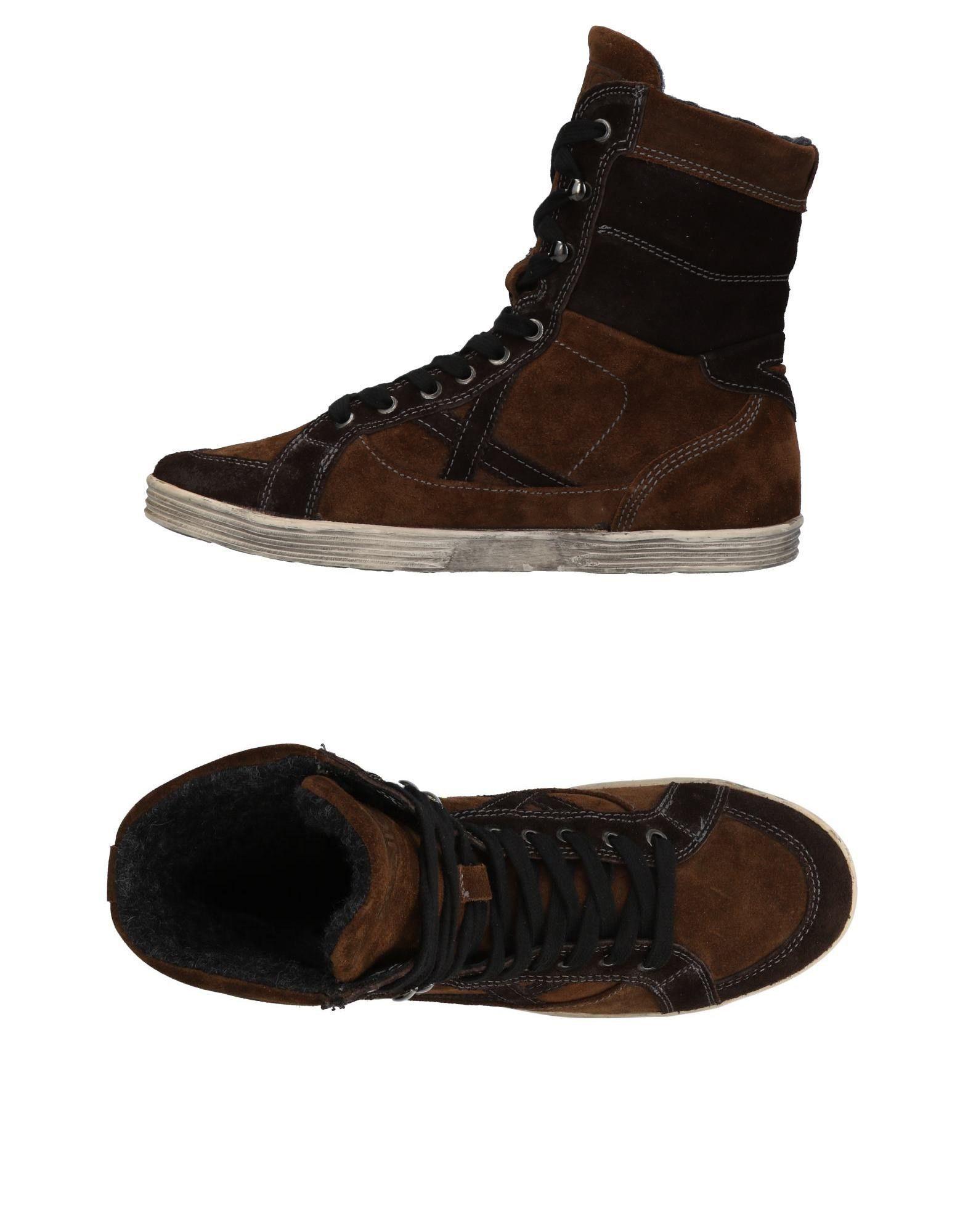 MUNICH Sneakers in Khaki