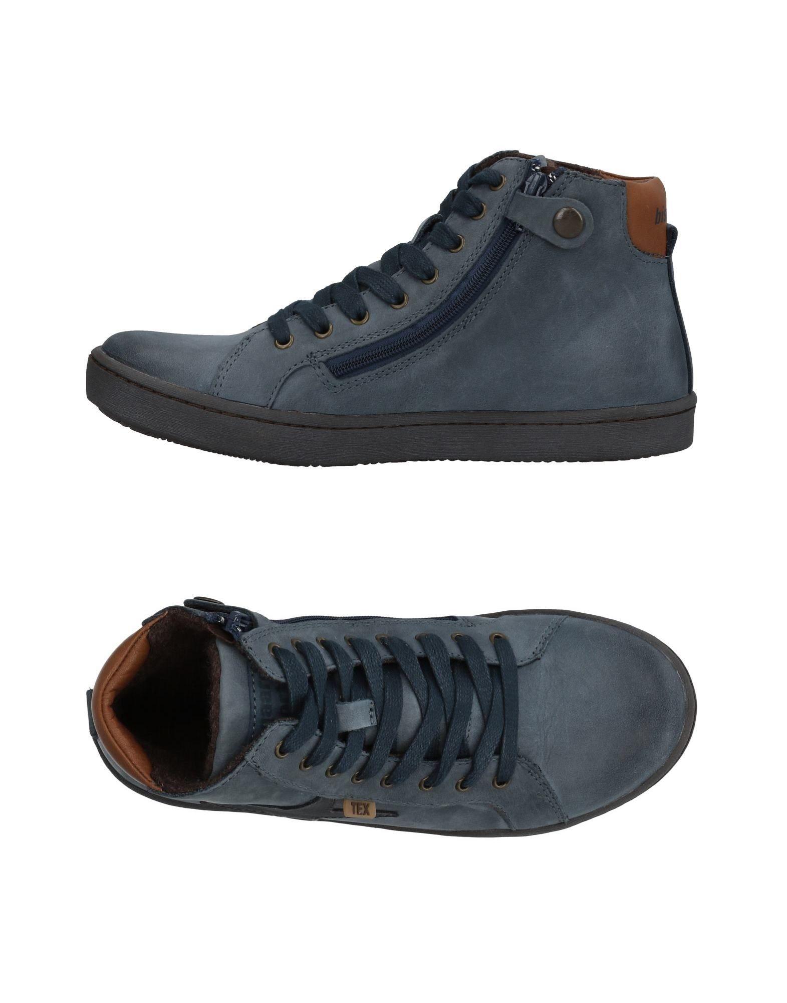 BISGAARD Высокие кеды и кроссовки pierre hardy высокие кеды и кроссовки
