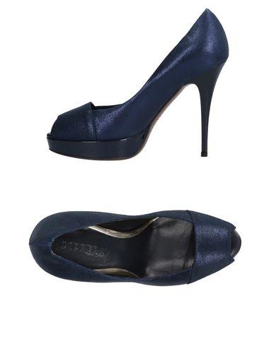 Фото - Женские туфли DIBRERA BY PAOLO ZANOLI темно-синего цвета