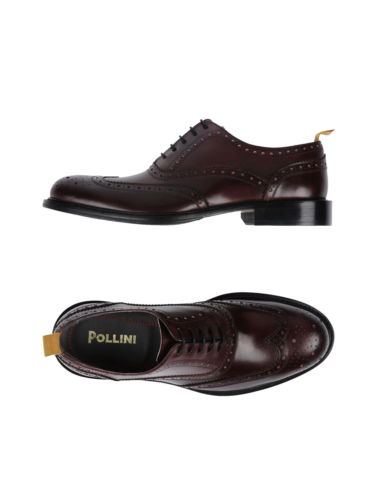 Pollini Laced shoes