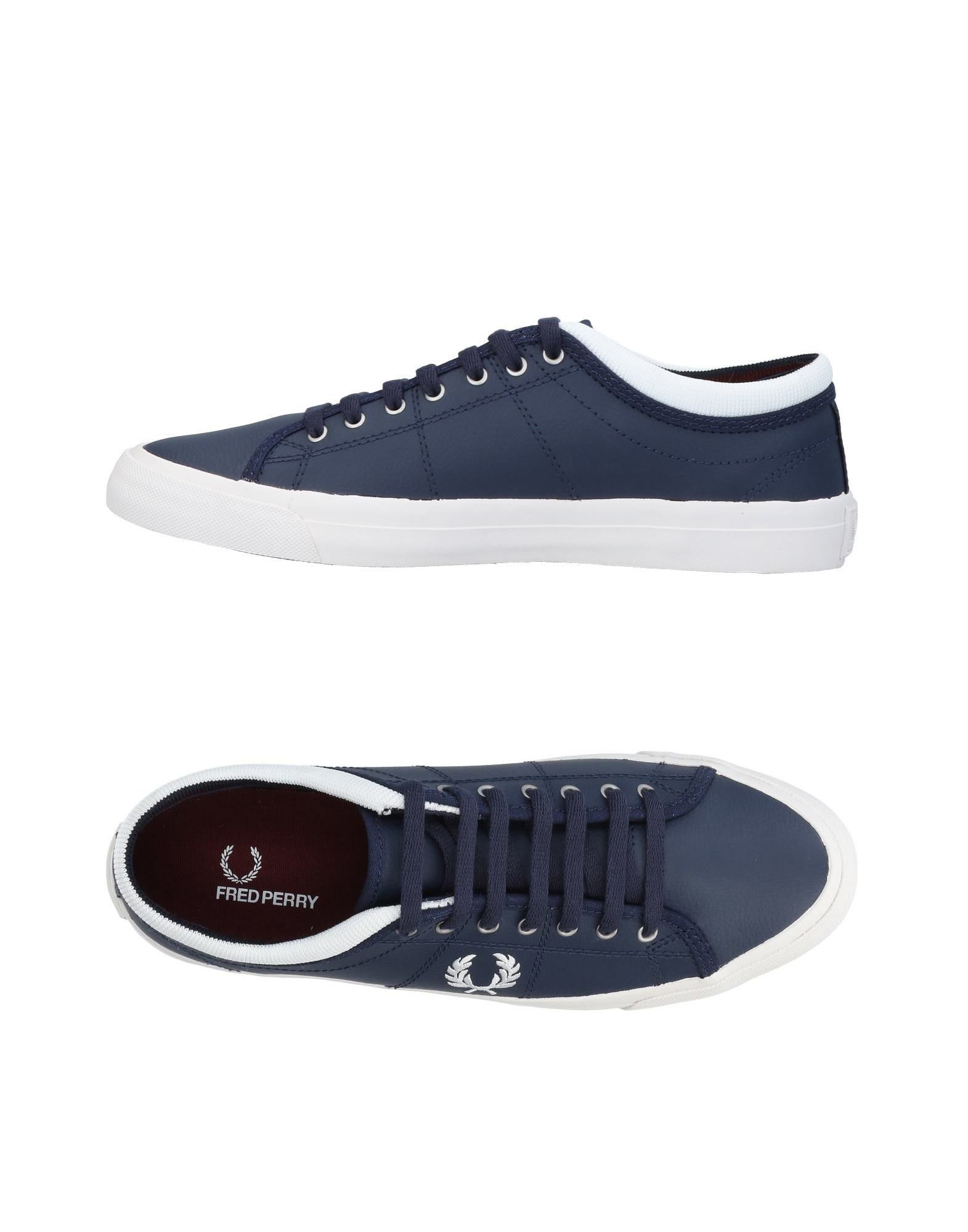FRED PERRY Низкие кеды и кроссовки fred perry поло