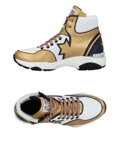 zapatillas FRANKIE MORELLO Sneakers abotinadas mujer