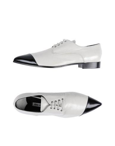 zapatillas MIU MIU Zapatos de cordones mujer