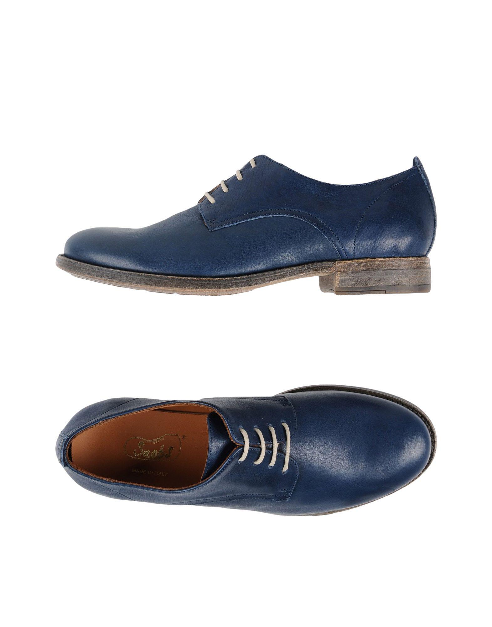 SNOBS® Обувь на шнурках топ snobs топ