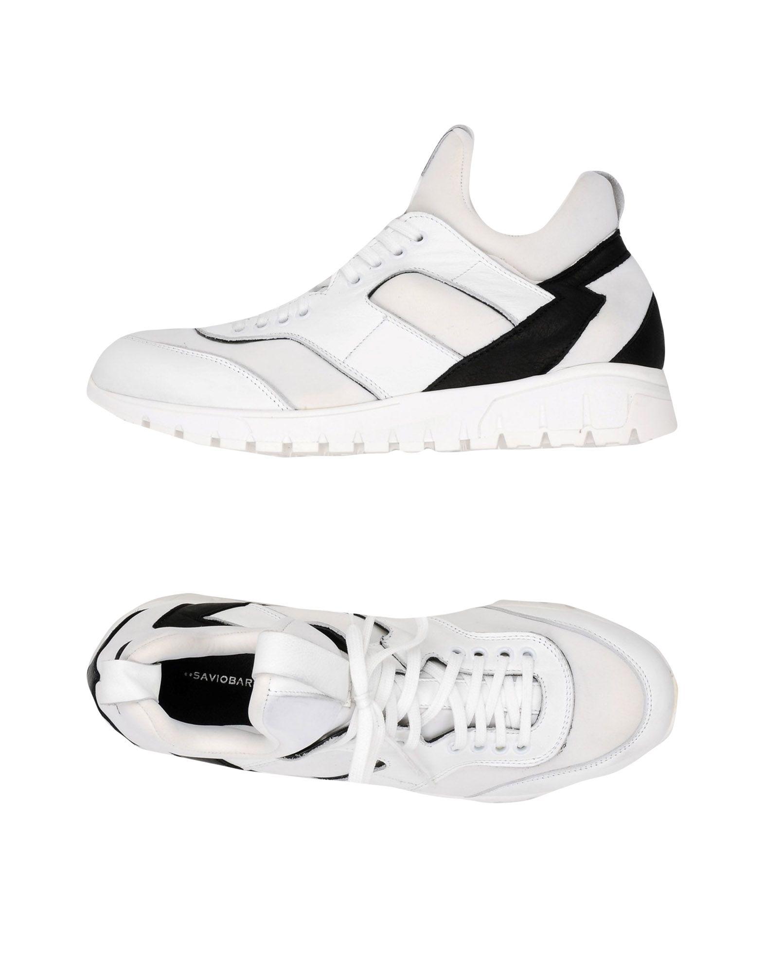 цена SAVIO BARBATO Высокие кеды и кроссовки онлайн в 2017 году
