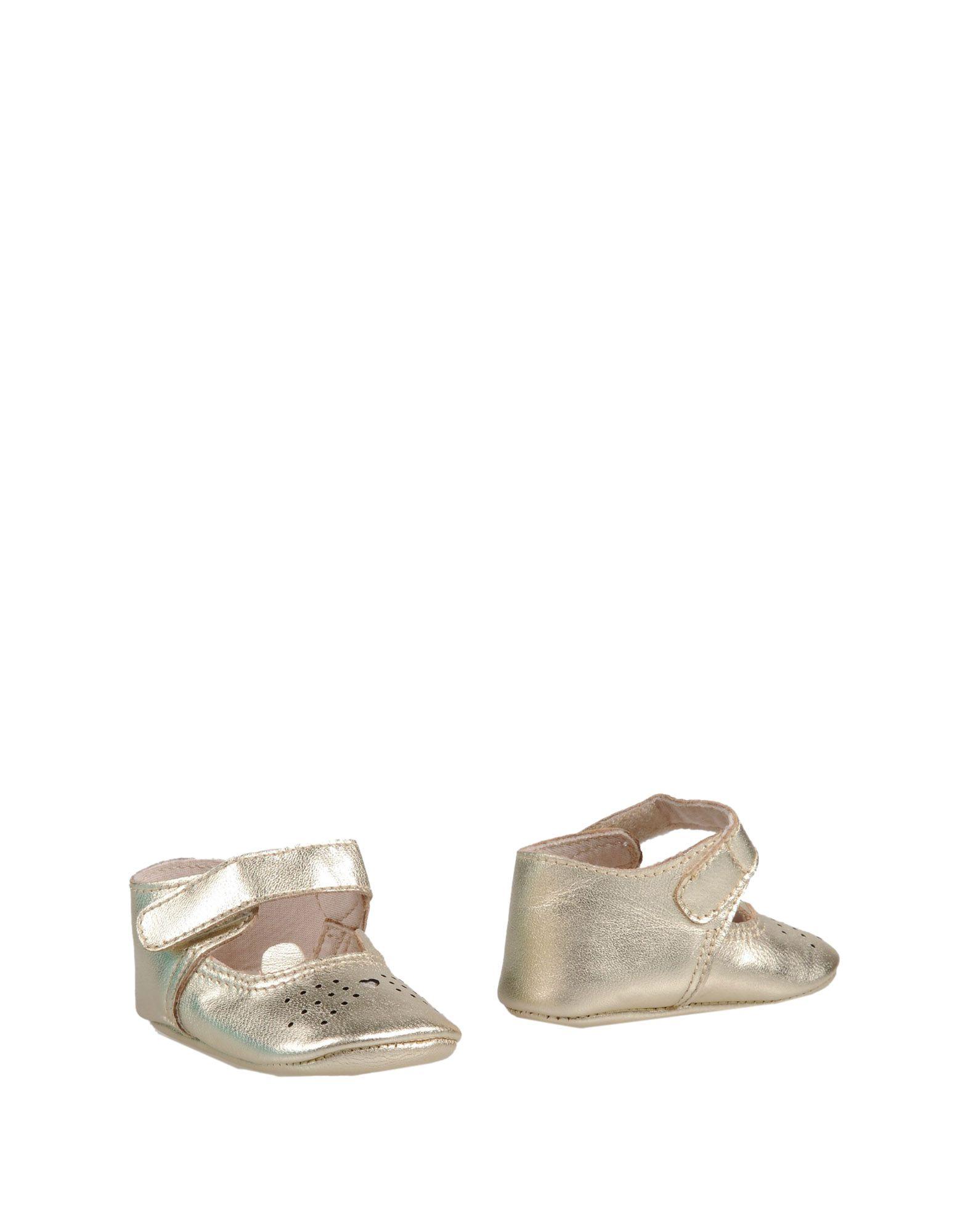 LILI GAUFRETTE Обувь для новорожденных цены онлайн