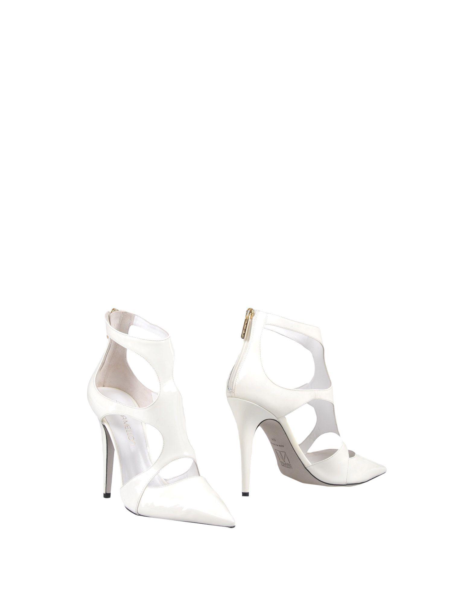 TAMARA MELLON Ankle Boot in White