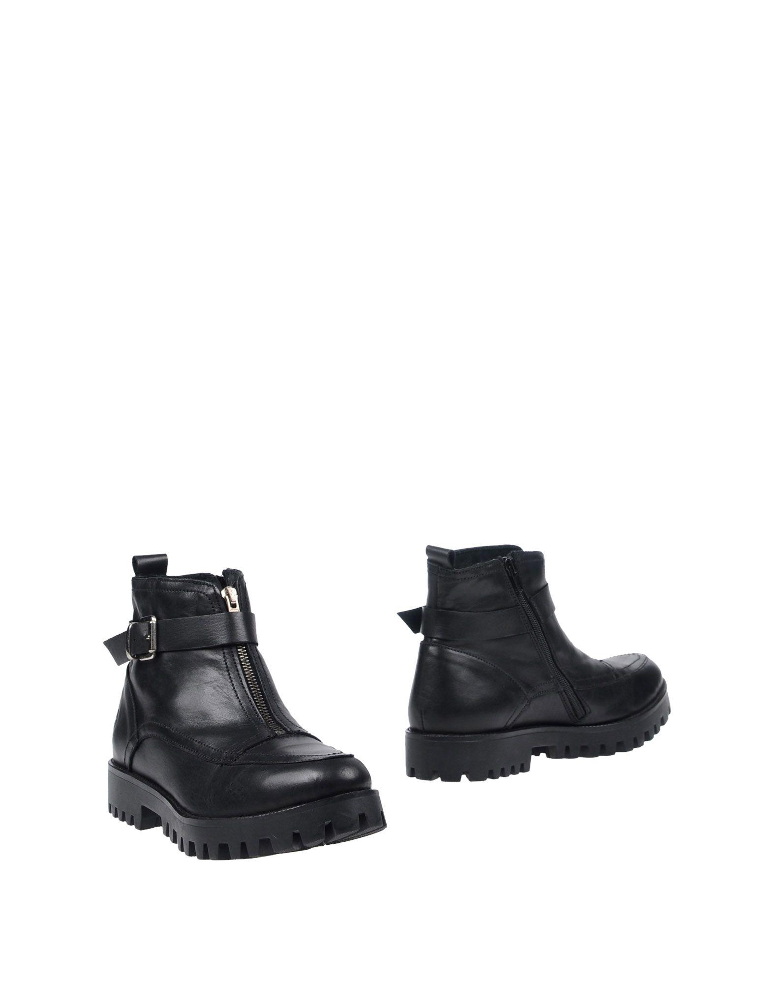 BRONX Полусапоги и высокие ботинки magazzini del sale полусапоги и высокие ботинки
