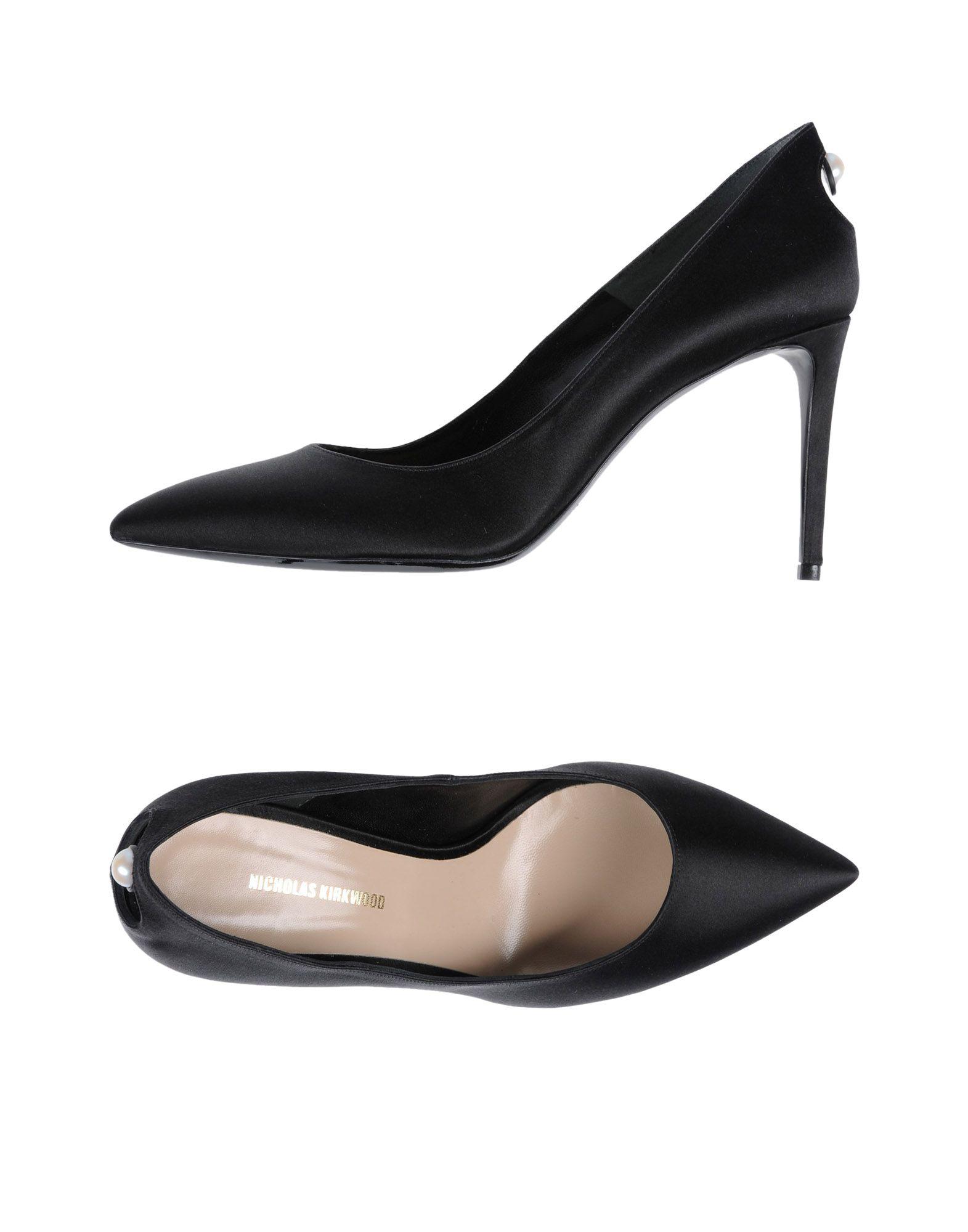 NICHOLAS KIRKWOOD Туфли цены онлайн