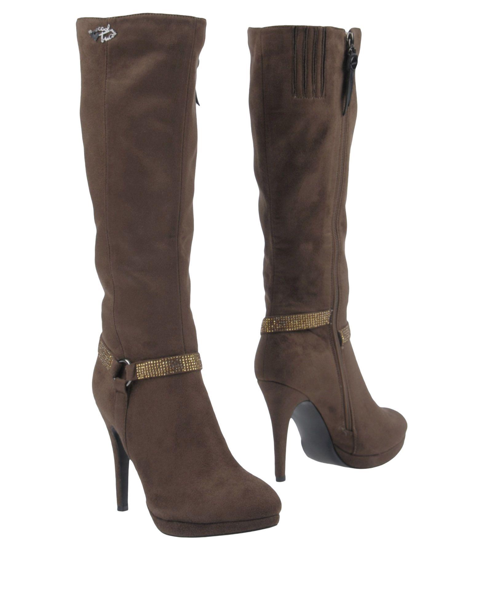 TUA BY BRACCIALINI Сапоги high boots braccialini сапоги на каблуке