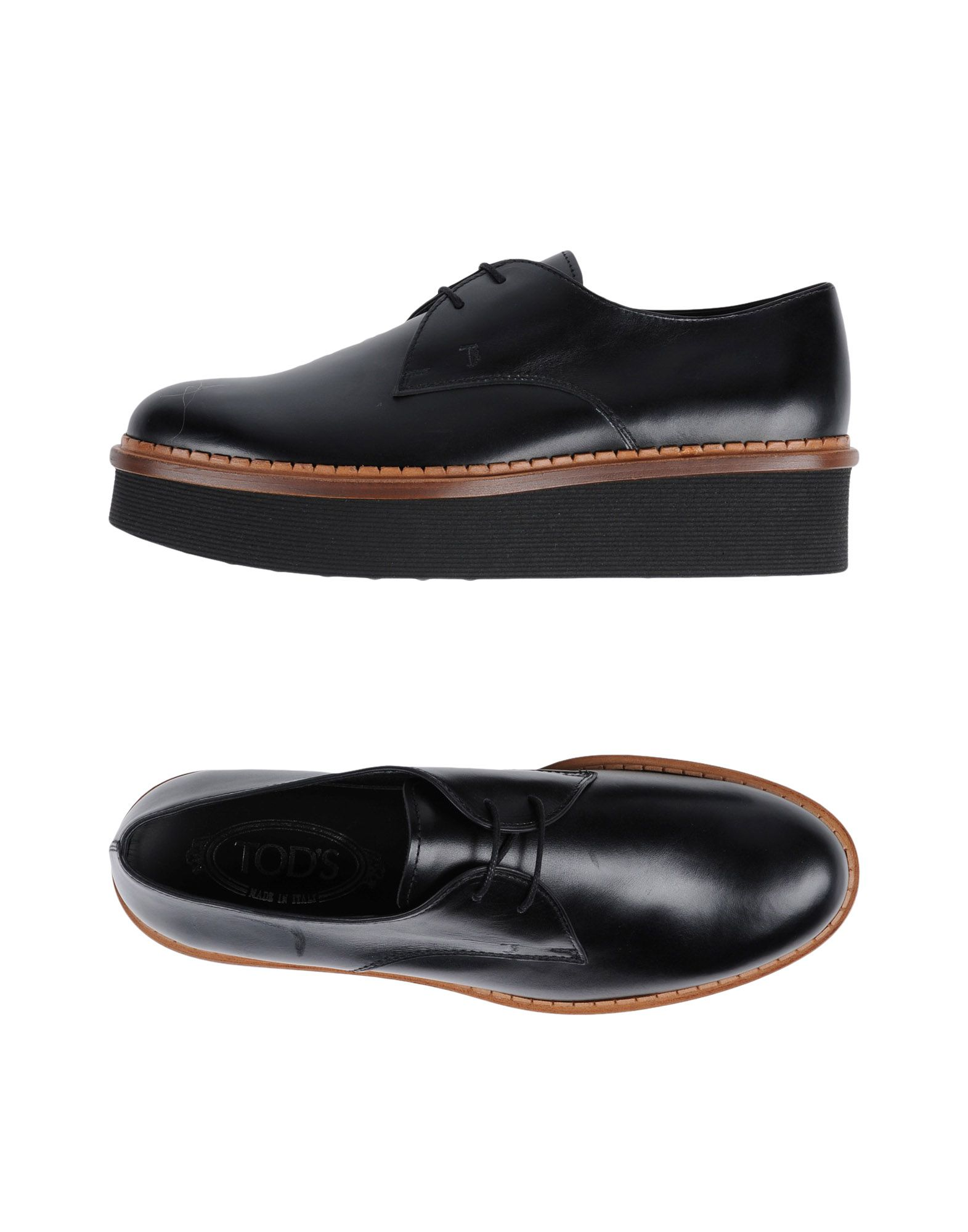 TODS Обувь на шнурках