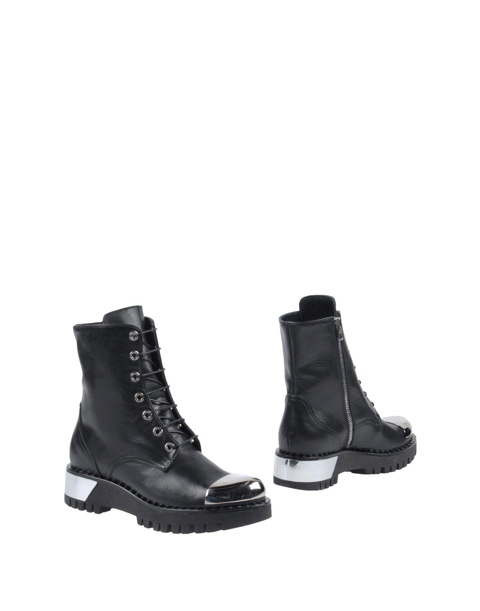 SPAZIOMODA Полусапоги и высокие ботинки цены онлайн