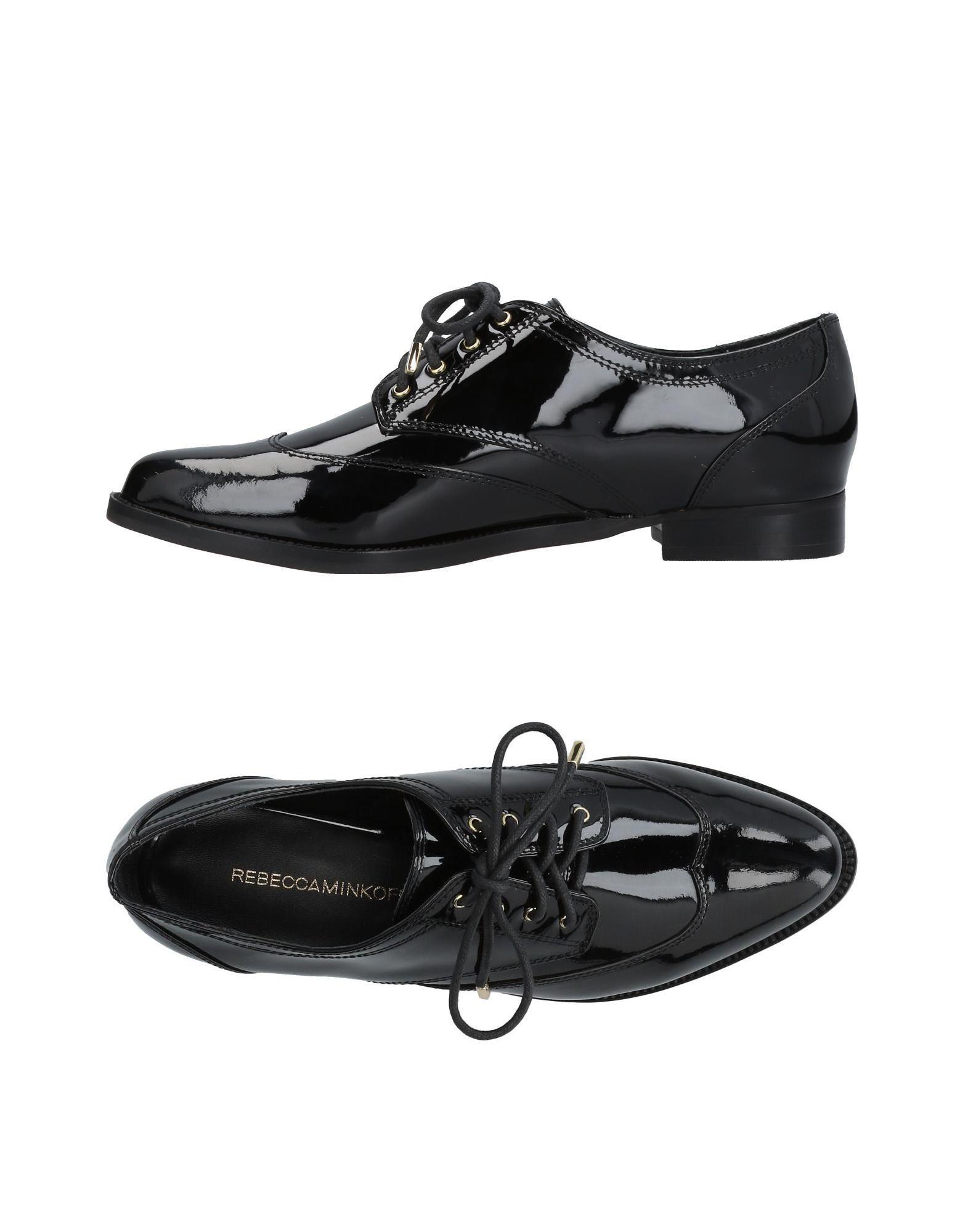 REBECCA MINKOFF Обувь на шнурках сумка rebecca minkoff rebecca minkoff re035bwoau95